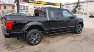 2018 F150 XLT Special Edition 6000km