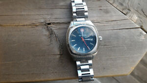 Swiss made Wenger Classic Military Watch