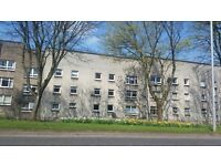 2 BED FLAT ASH RD CUMBERNAULD , DHSS WELCOME £99 p/w deposit required