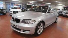 2008 BMW 1 SERIES 120i SE [Start Stop] 6 Sp Full Leather Sport Seats