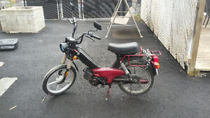 Great running and driving Tomos Sprint A66 50cc scooter