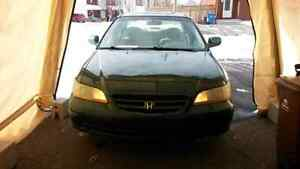 Honda Accord 2002, aubaine