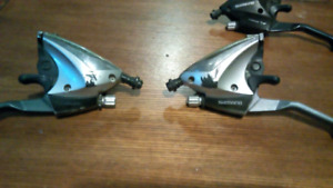7 and 8 speed bike shifters
