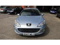 2007 Peugeot 407 2.0 HDi Sport 4dr