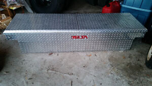 Delta tool box for truck