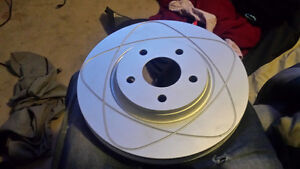 Slotted rotors new