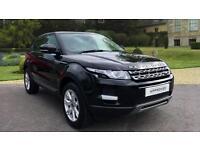 2013 Land Rover Range Rover Evoque 2.2 SD4 Pure 5dr Manual Diesel 4x4