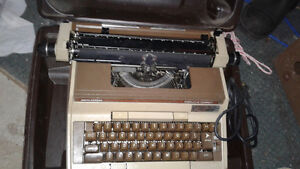 Smith -Corona electric typewriter
