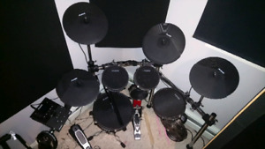 alesis crimson 2 electric drum set.