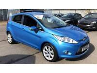 2011 Ford Fiesta 1.4 Titanium 5dr Manual Petrol Hatchback
