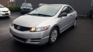 2010 Honda Civic DX-A Coupe