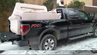 Do u need moving, delivery or dumping?call or text 306-881-1927