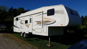 New Price 2008 Jayco 5th wheel trailer