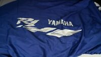 Yamaha R1 genuine motorcycle cover