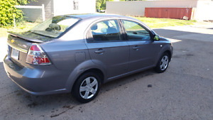 2007 chevy aveo  for sale north battel ford