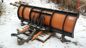 Artic 8' Steel Plow