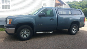 2013 GMC Regular Cab 1500 2wd
