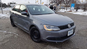 2011 Volkswagen Jetta- low km's and ready to go!