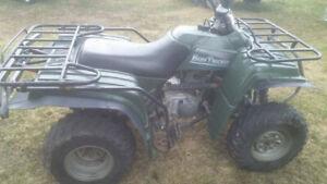 vtt yamaha bear tracker 250 cc