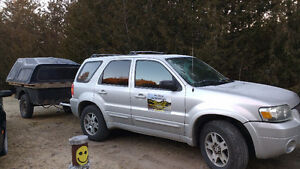 2005 Ford Escape SUV, Crossover Loaded Belleville Belleville Area image 2