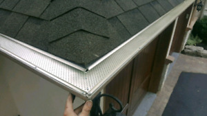 LEAFGUARD INSTALLATION AND EAVESTROUGH REPAIRS
