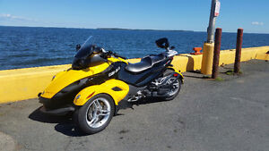 Spyder can-am 2008