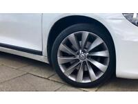 2016 Volkswagen Scirocco 2.0 TDi 184 BlueMotion Tech GT Automatic Diesel Coupe