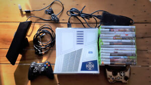 XBOX 360 BUNDLE: Star Wars Limited Edition with 14 games $200