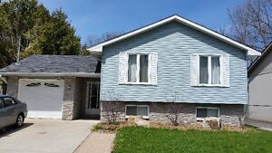 Orillia,Raised bungalow in a great area of