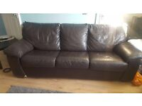 IKEA 3 SEATER SOFA BED. Free delivery!!!