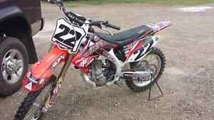 Mint crf450r must go