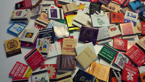 Hundreds of Matchbooks Match Books Matches Kitchener / Waterloo Kitchener Area image 8