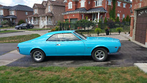 1968 Javelin  ** LIKE NEW ** over 50K invested !!