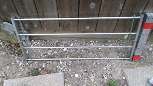 Basement window locks / with keys
