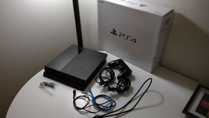 Sony PS4 w/ 2 games