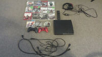 500 GB PS3 BUNDLE FOR SALE- GREAT CONDITION~INCLUDES EVERYTHING