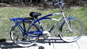 schwinn 6 speed 5 star bike