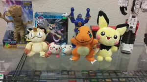 Ps Vita, Pokemon Plushies, and Games for sale (Chad's Game Room)