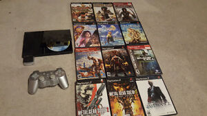 Playstation 2 System with 12 top quality games