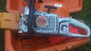 trimmer / chainsaw
