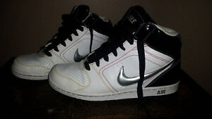 Women's Nike Air Presige II High Tops 334480-102 size 8.5