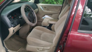 2003 Mazda Tribute LX 4WD as-is, well maintained
