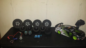 Bunch of rc stuff for sale