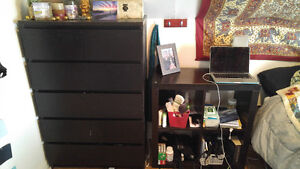Chest of Drawers and Side Unit