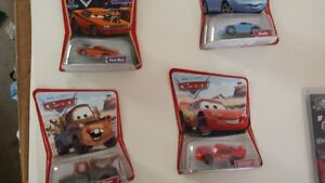 vehicles from the movie CARS