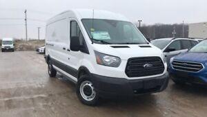 2019 Ford Transit Van BASE 3.7L 250 MR CARGO VAN 101A