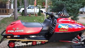 2000 INDY XC-SP700 TWIN LOW KS NEW RIPSAW TRACK IN  GREAT SHAPE
