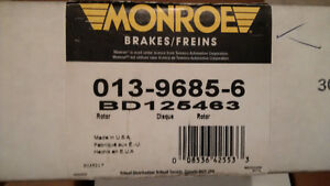 Two BRAND NEW Monroe Brake Rotors - Ford Explorer/Ranger Kitchener / Waterloo Kitchener Area image 4