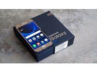 Samsung galaxy s7 Gold 32gb unlocked with waranty