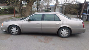 2003 Cadillac. Reduced